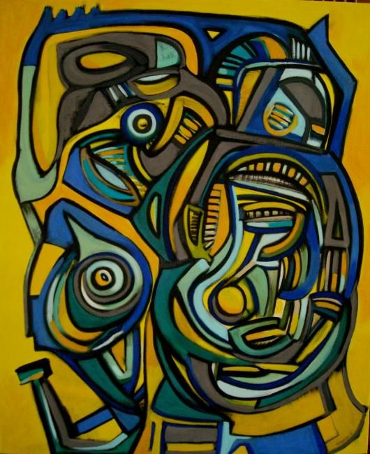 60 x 73 cm - ©2011 by Anonymous Artist