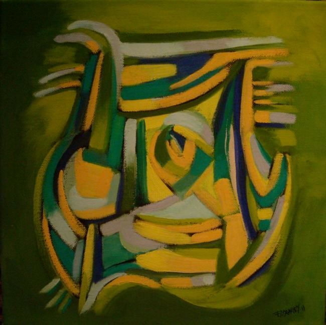 30 x 30 cm - ©2011 by Anonymous Artist