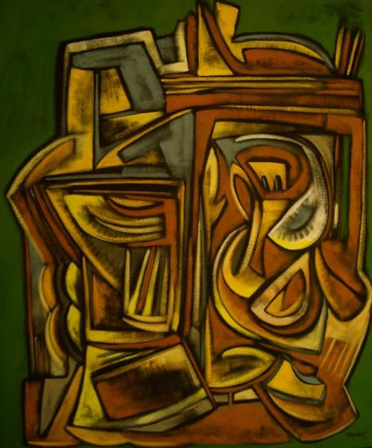 54 x 65 cm - ©2011 by Anonymous Artist