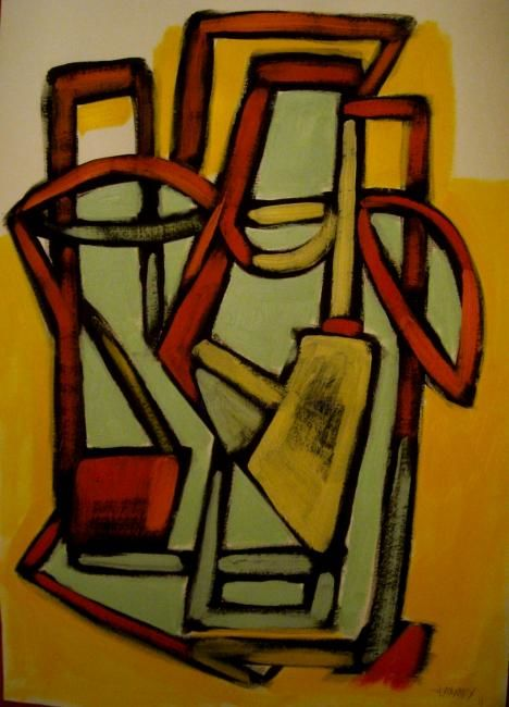 53 x 38 cm - ©2011 by Anonymous Artist