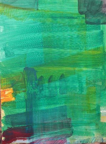 """Painting titled """"abstract 06"""" by Maqbool Ahmed, Original Art,"""