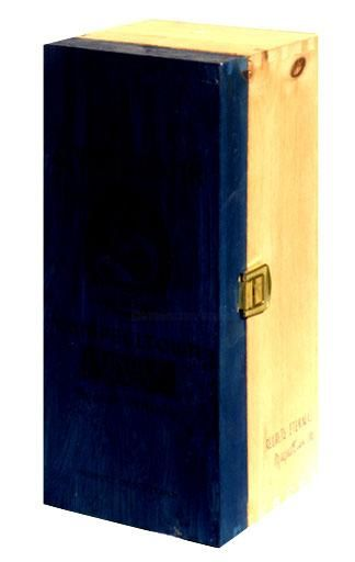 Regrets éternels - Painting,  9.8x3.9 in, ©2006 by André Maquestiau -