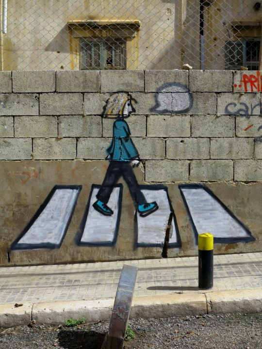 Beyrouth street - Photography ©2014 by Nestor -
