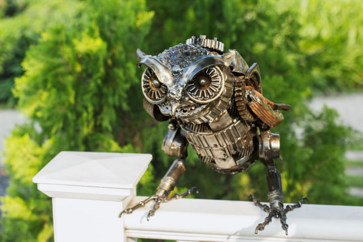 steampunk wire art for - photo #29
