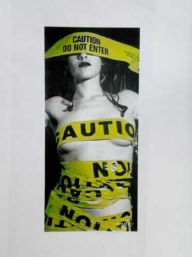 """Photography titled """"Caution (do not ent…"""" by -Mar-, Original Art,"""