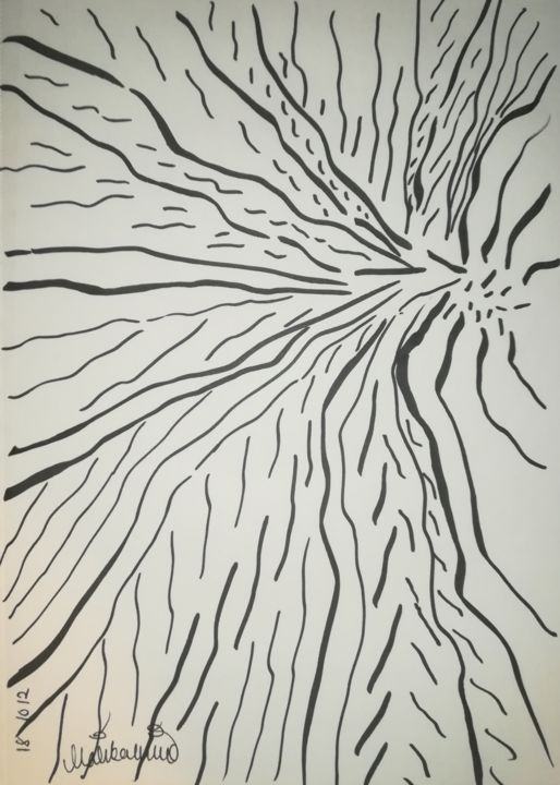 touch-181012-a4.jpg - Drawing,  29.5x21x0.1 cm ©2018 by Pertti Matikainen -                                                                                                                                                Abstract Art, Expressionism, Illustration, Minimalism, Modernism, Surrealism, Symbolism, Paper, Abstract Art, Black and White, abstract, expressionism, expressionist, expressionistic, rhythmic, rhthmical, rhythmical, surreal, surrealism, abstractly, impressive, expressive, minimal, minimally, minimalism, spiritual, spiritualism, spirituality, modern, contemporary, automatism, automatic, automatist, new, ow, this, year, these, days, at, the, moment, nowadays, now, top, pop, fine, great, best, greatest, excellent, arts, artist, finland, finnish, europe, european, europa, pertti, matikainen, helsinki, experiment, exåerimental, creative, graphic, graphical, graphics, drawings, art, design, designing, designer, illustrator, illustration, illustrations, picturezpictureszimage, images, maginary, imaginqtion, improvisation, imaginary, fast, speed, quick