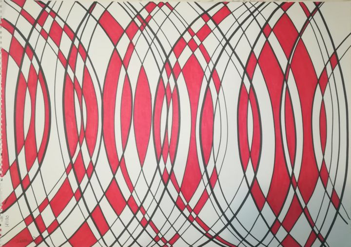 181130-a2-lines-design.jpg - © 2018 abstract, abstractly, minimal, minimally, minimalism, automatic, automatism, improvisation, marker, drawing, on, paper, expressionism, red, black, and, white, concrete, pop, op, top, great, best, fine, excellent, new, now, greatest, nice, recent, newest, 2018, 21st, century, decade, nowadays, these, days, this, year, at, the, moment, time, arts, art, artist, finnish, finland, europe, europea, european, pertti, matikainen, helsinki, east, side, experimental, modern, contemporary Online Artworks