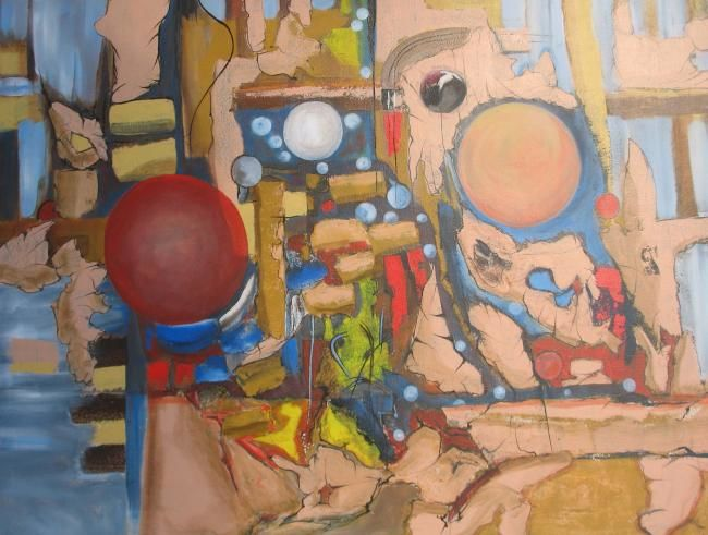 116 x 89 cm - ©2012 by Anonymous Artist