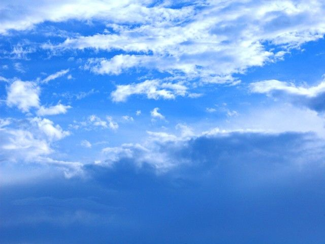 """Photography titled """"Blue Skies - Series…"""" by Mhd59, Original Art,"""