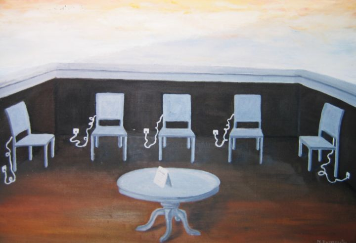 """"""" Barbecue """" - © 2007 Chaise, menu Online Artworks"""