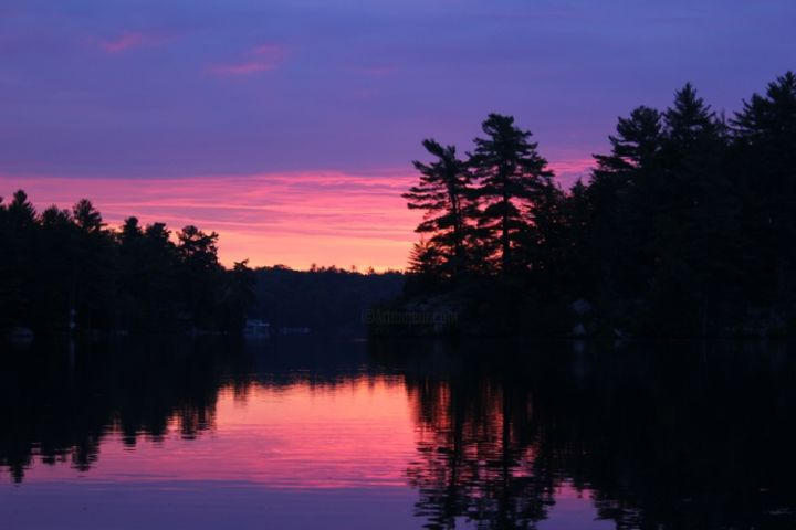 """Photography titled """"Sunrise"""" by Meaghan Metcalf, Original Art,"""