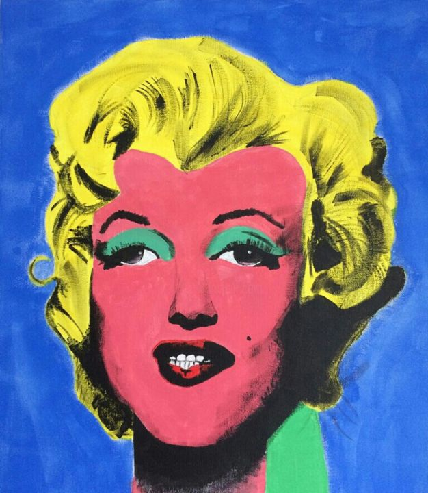 andy warhol images - 768×884