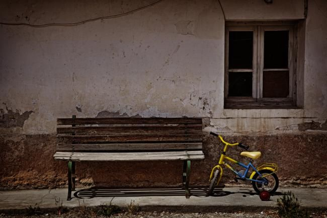 out of time1 - Photography,  50x70 cm ©2012 by Michele De Vita -
