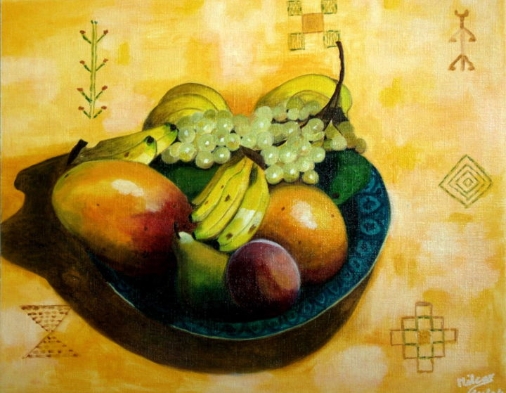 Coupe de fruits exotiques - © 2004  Online Artworks