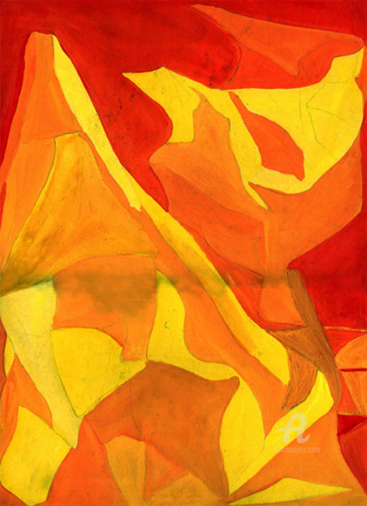 Warm Color Jpg 1997 Painting