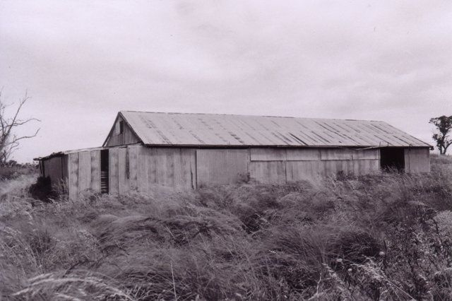 """Photography titled """"The Shed"""" by Aaron Hynes, Original Art,"""