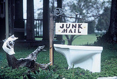 """Photography titled """"Junk Mail"""" by Modernmastersphotography, Original Art,"""
