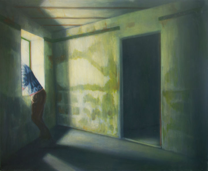 """Painting titled """"what that's not evi…"""" by Arta85, Original Art, Oil"""
