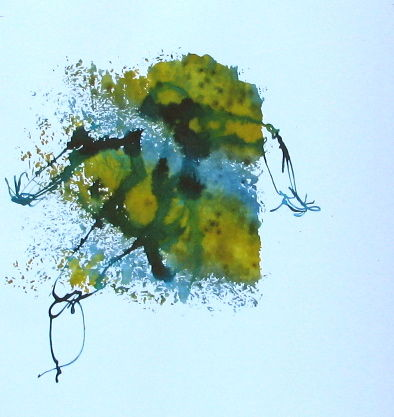 img-5679.jpg - Painting ©2013 by stalaven -            calligraphie, nu, mouvement
