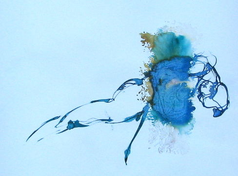 img-5680.jpg - Painting ©2013 by stalaven -            calligraphie, nu, mouvement