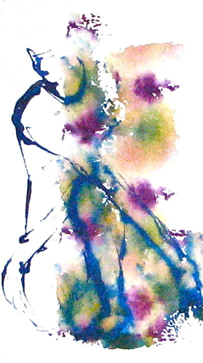 img-0048.jpg - Painting ©2014 by stalaven -            calligraphie, peinture, corps en mouvement