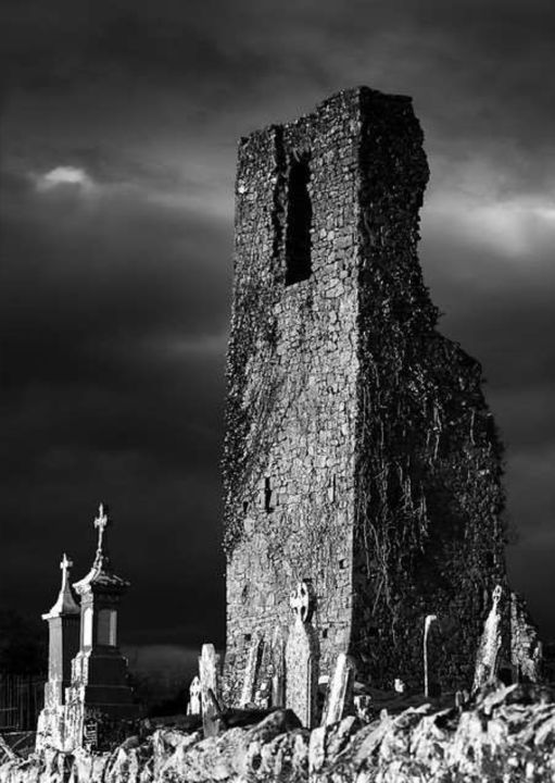 """Photography titled """"Tower"""" by Neier Andreas, Original Art, Digital Photography"""