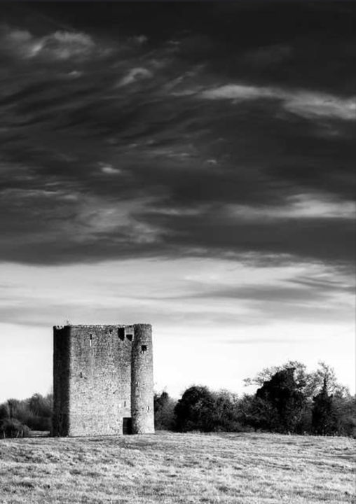 """Photography titled """"Tower II"""" by Neier Andreas, Original Art, Digital Photography"""
