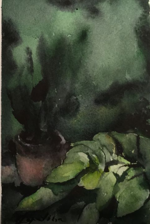 """Painting titled """"img-5718.jpg"""" by Nelli Lopatina, Original Art,"""