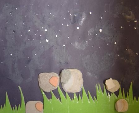 """Painting titled """"Bucolica"""" by Nick Name, Original Art,"""