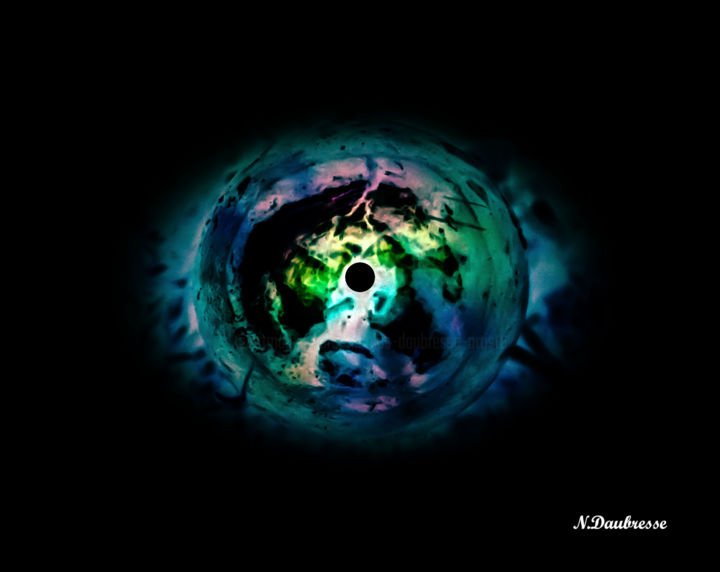 Eye of ecstasy no 1 - Photography, ©2019 by Nicolas DAUBRESSE -                                                                                                                                                                                                                                                                                                                                                                                                                                                                                                                                                                                                                                                                                  Abstract, abstract-570, Colors, oeil, photo, photographie, bille, couleur, colors, art, image, extase, ectasy, eye