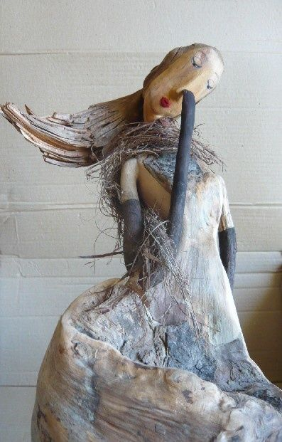 P1440701aq.JPG - Sculpture,  0.4 in, ©2012 by Nicole Agoutin -