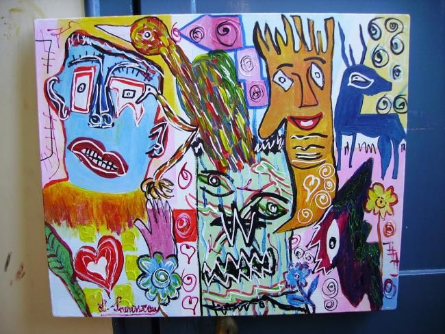 38 x 46 cm - ©2008 by Anonymous Artist