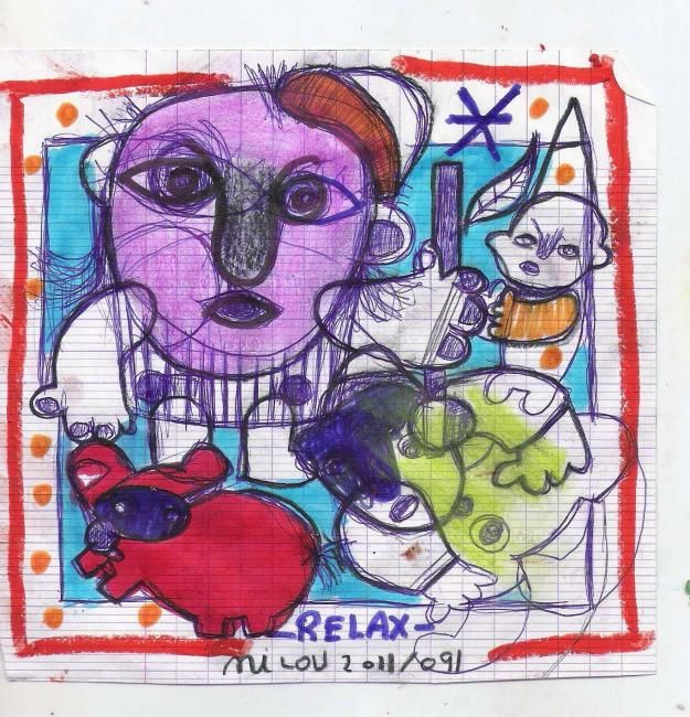 16 x 16 cm - ©2011 by Anonymous Artist