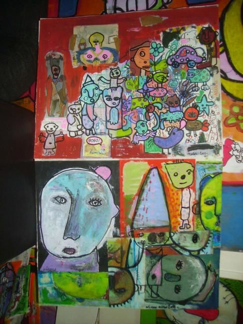 54 x 78 cm - ©2012 by Anonymous Artist