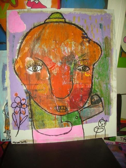 54 x 44 cm - ©2012 by Anonymous Artist