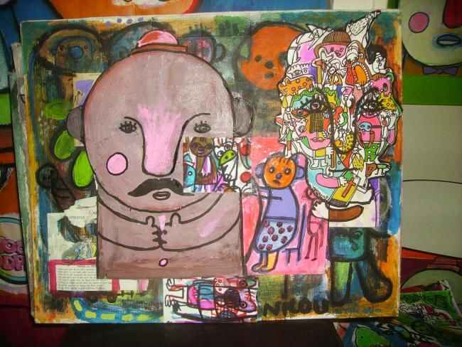43 x 54 cm - ©2012 by Anonymous Artist