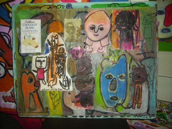 54 x 65 cm - ©2012 by Anonymous Artist