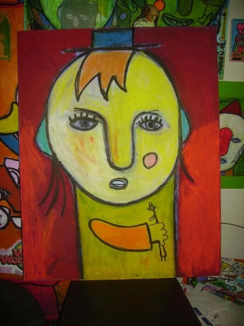 75 x 93 cm - ©2012 by Anonymous Artist