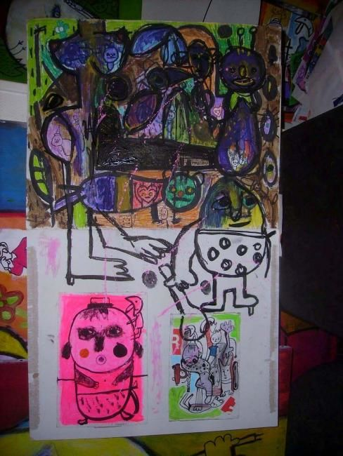 54 x 80 cm - ©2012 by Anonymous Artist