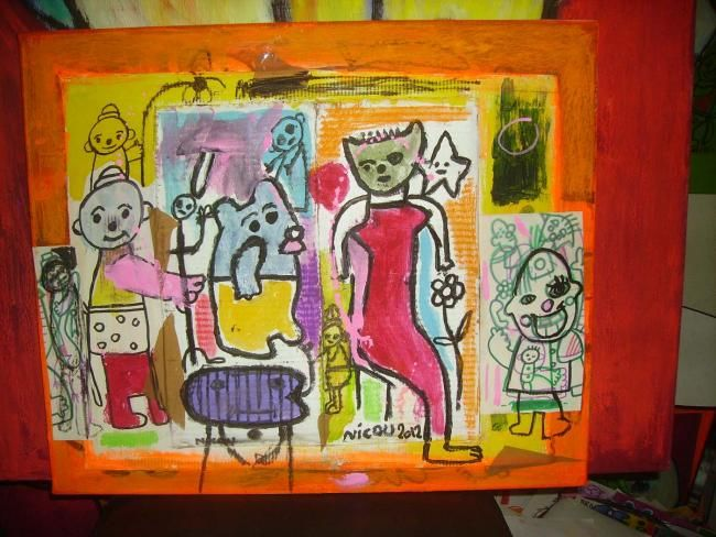 46 x 54 cm - ©2012 by Anonymous Artist