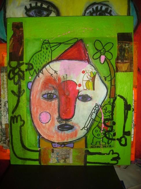 46 x 56 cm - ©2012 by Anonymous Artist