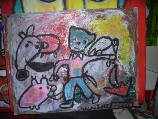 50 x 65 cm - ©2012 by Anonymous Artist
