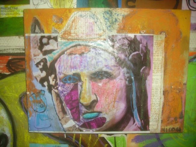 26 x 35 cm - ©2012 by Anonymous Artist