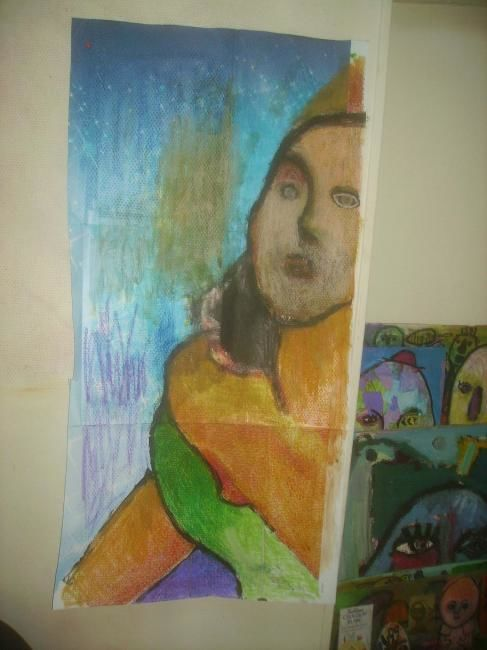 Painting ©2012 by ♥Nicolas MALAIZE♥ -  Painting