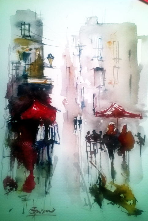 wp-20140716-001.jpg - Painting ©2014 by Orlando Buccino -
