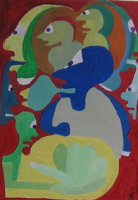 50 x 70 cm - ©2008 by Anonymous Artist