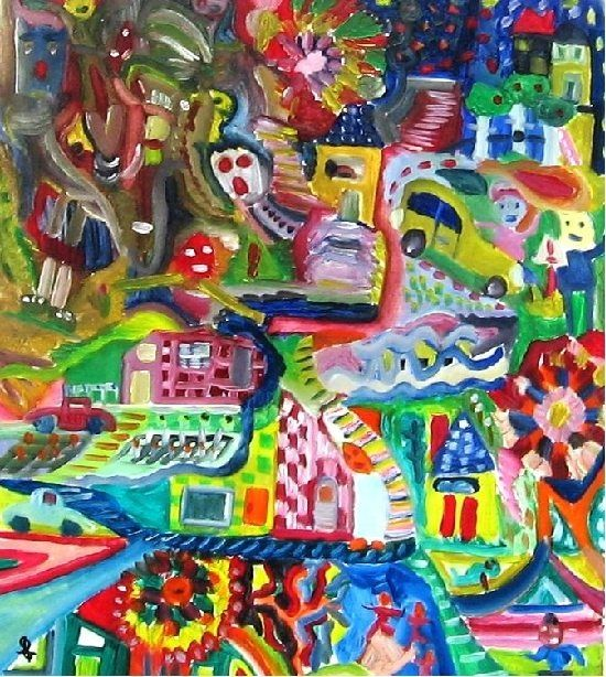60 x 50 cm - ©2009 by Anonymous Artist