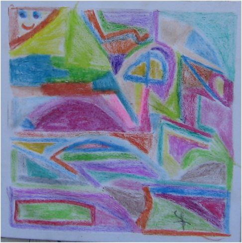 40 x 40 cm - ©2011 by Anonymous Artist