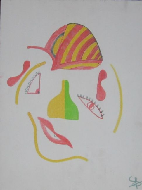 40 x 30 cm - ©2011 by Anonymous Artist