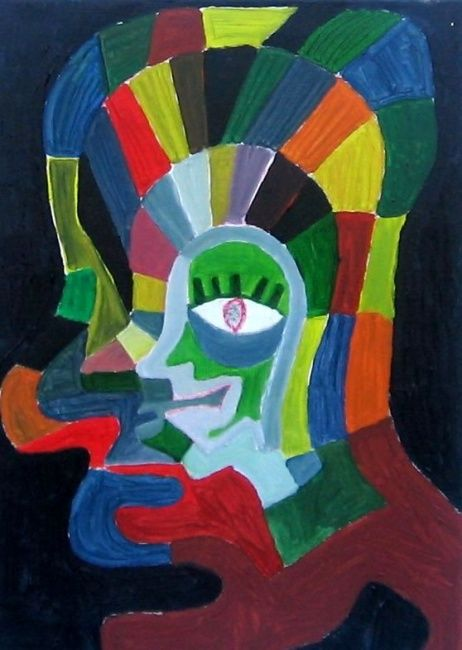 70 x 50 cm - ©2012 by Anonymous Artist